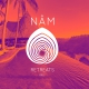 Nam Retreats Bali Logo by Gent Iyus